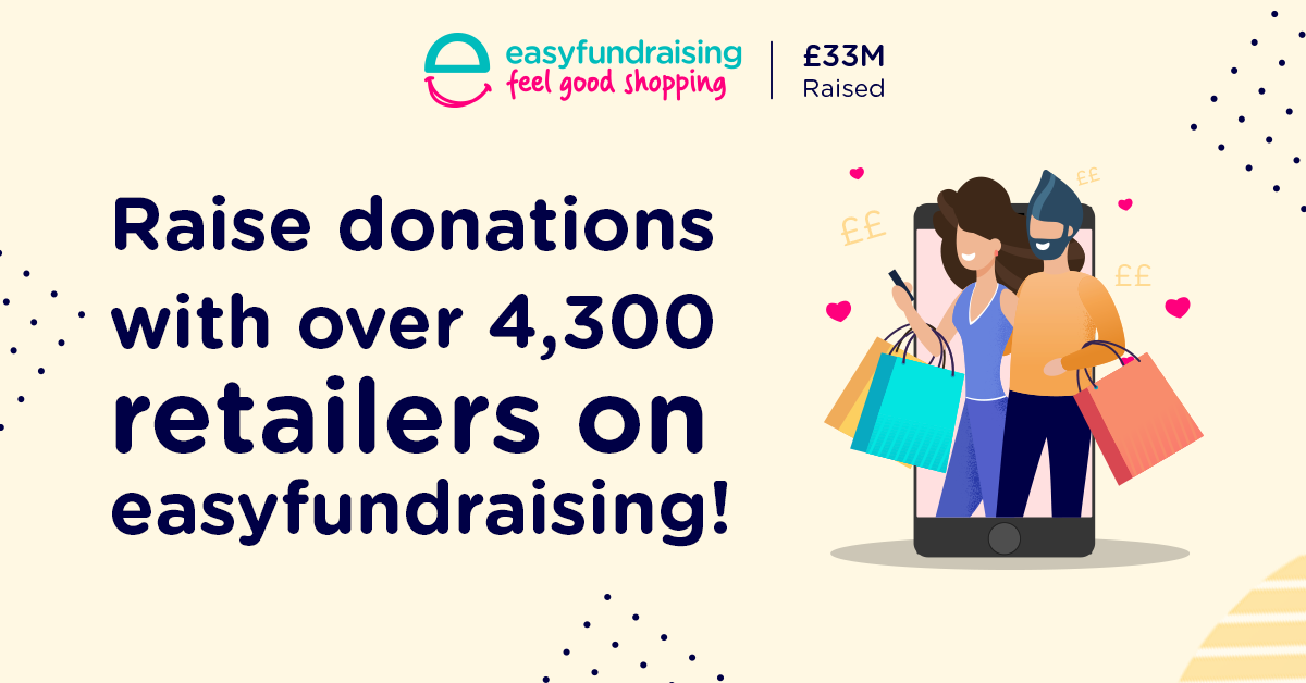 A Z Of Brands Uk Retailers Easyfundraising