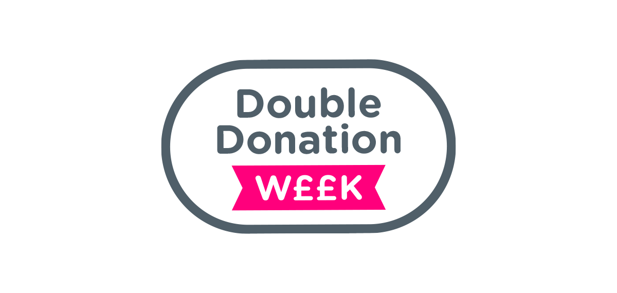 Double Donation Week