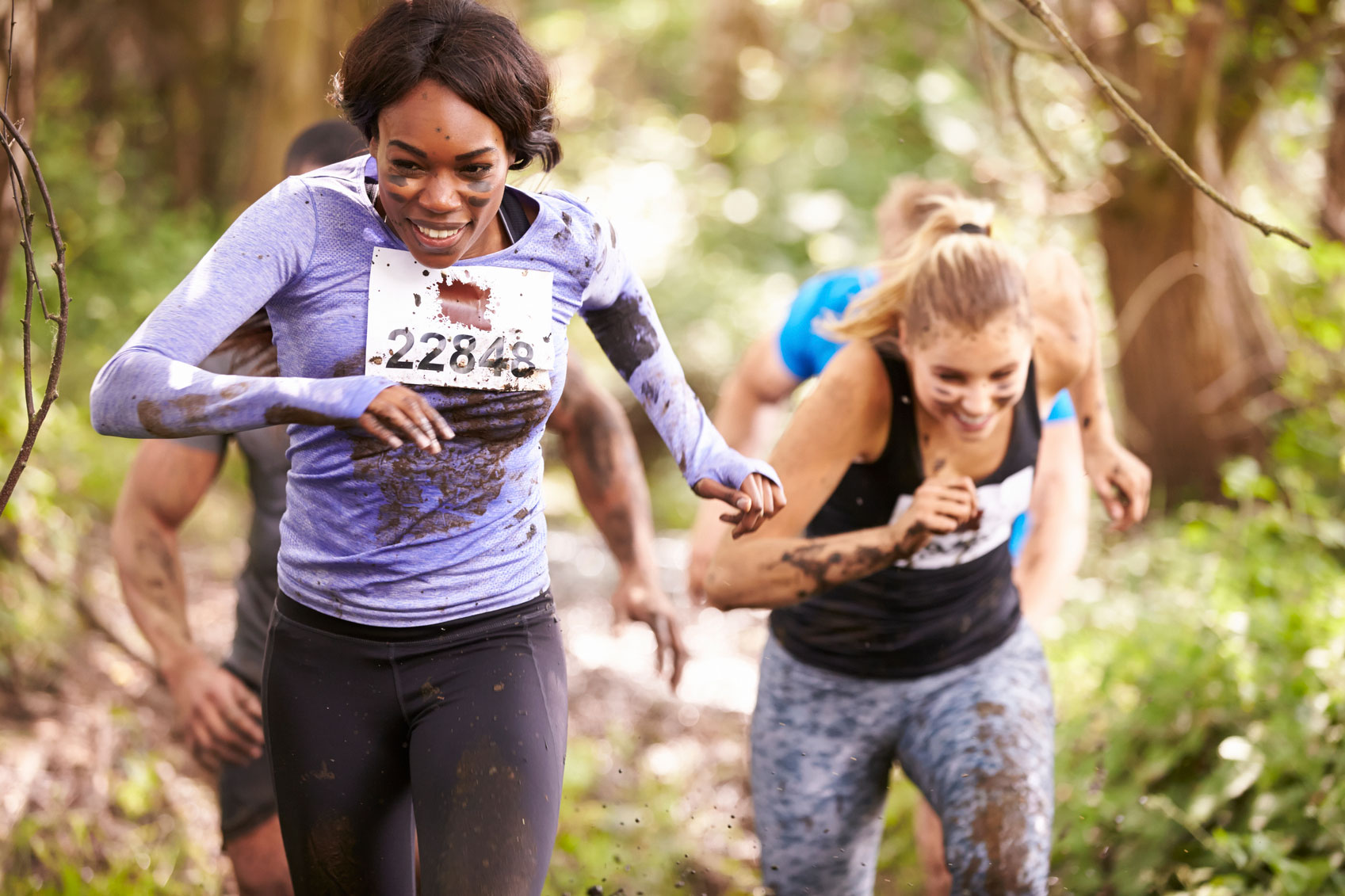 Running challenges are a way to earn funds for your Community Group