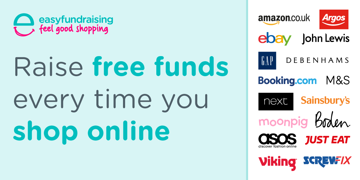 Image result for raise free funds every time you shop online