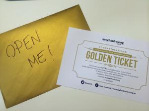 easyfundraising #hiddenfundraising envelope