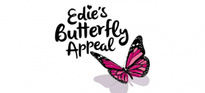 Edie's Butterfly Banner