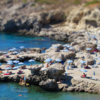 Rhodes Greece Holiday