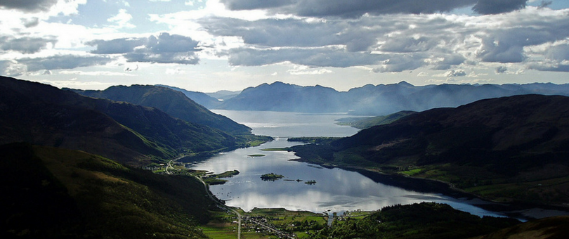 Book holidays in Scotland
