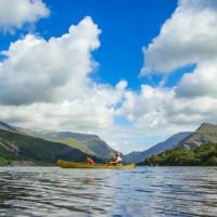 book holidays in Wales