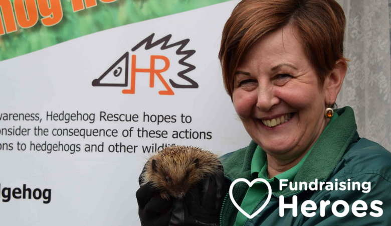 Raise money for Hedgehog Rescue
