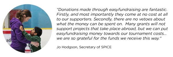 Jo Hodgson quote
