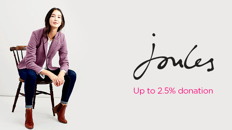 Joules A/W fashion 2018