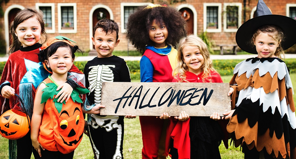 Kids Halloween Dress Up