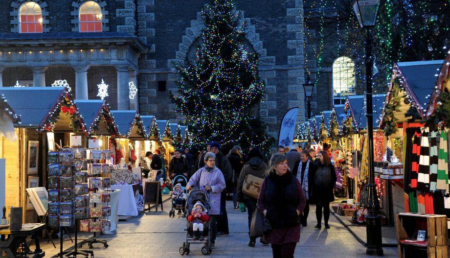 Christmas-fairs