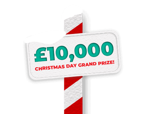 Win a £10k donation and gift card
